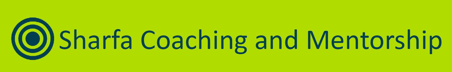 Sharfa Coaching and Mentorship logo