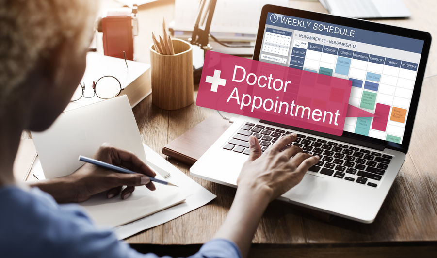55842090 - doctor appointment diagnosis treatment medical concept